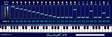 ControlK 2