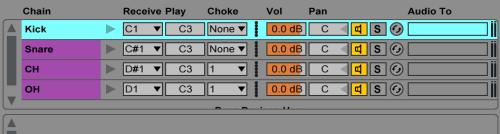 Mixer + I-O