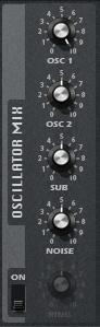 Oscillator Mix