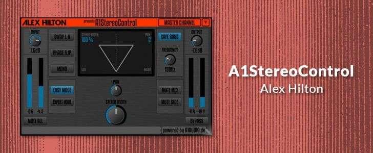 A1StereoControl by Alex Hilton