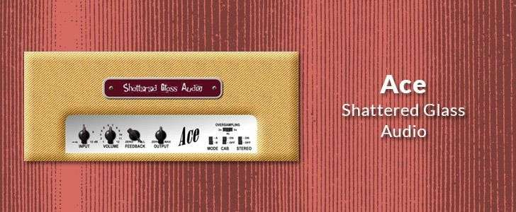 Ace (free VST/AU plug-in) by Shattered Glass Audio