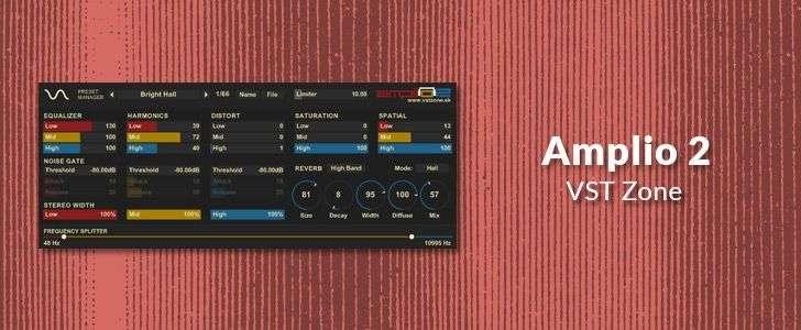 Amplio 2 (VST plug-in) by VST Zone