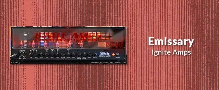 Emissary by Ignite Amps