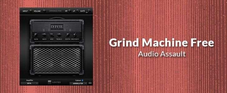 Grind Machine Free by Audio Assault