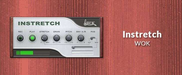 Instretch (free VST plug-in) by WOK