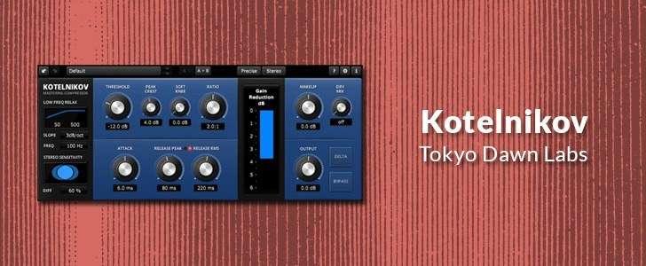 TDR Kotelnikov by Tokyo Dawn Labs