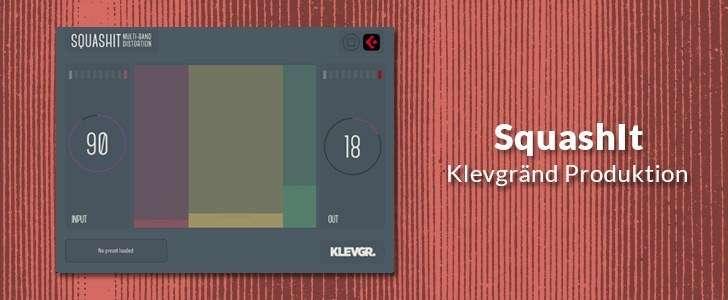 SquashIt (AU plug-in) by Klevgränd Produktion