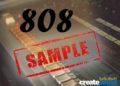 Сэмплы 808