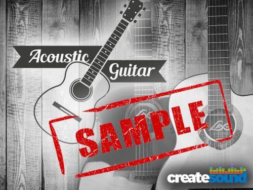 Сэмплы акустической гитары