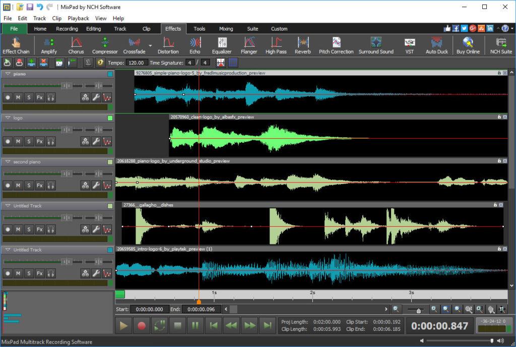 mixpad