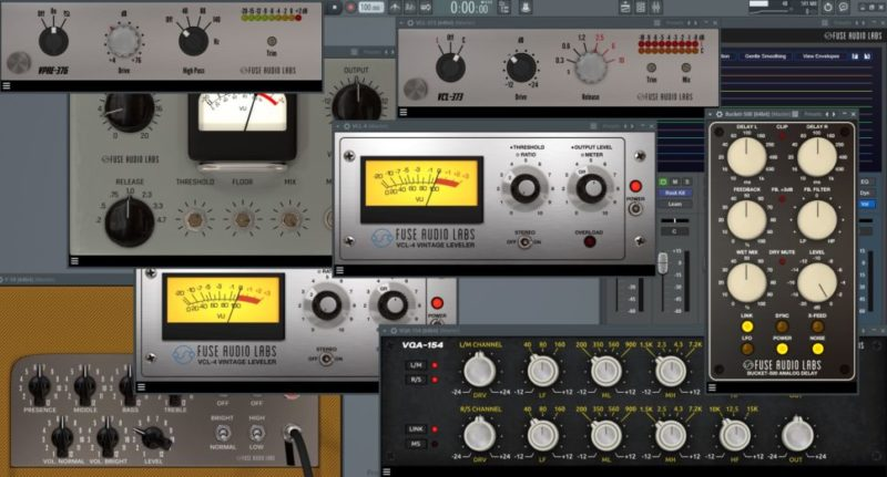 Fuse Audio Labs — Plugins Bundle