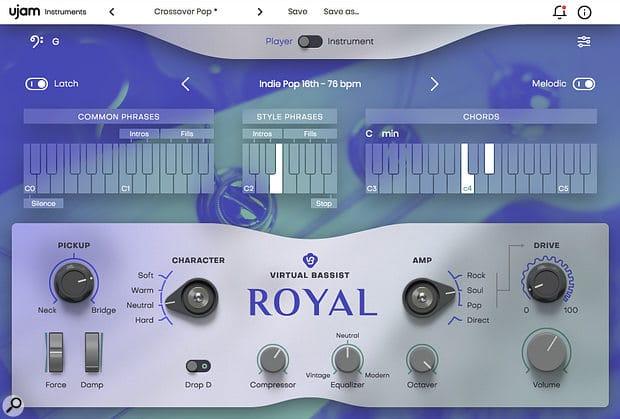 UJAM-Virtual Bassist