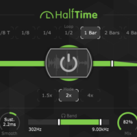 Cкачать HalfTime VST